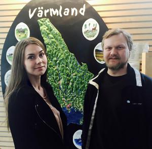 Anna-Lena Larsson ersatte Mikael Rosén som ordförande för Naturskyddsföreningen i Värmland kommande år när föreningen var samlad till årsmöte i Naturum i Mariebergsskogen under söndagen.